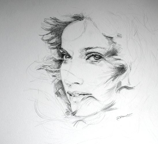 Madonna by chromescarab